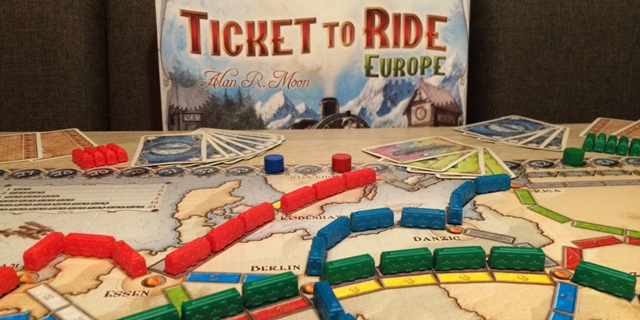 Ticket to Ride Tips