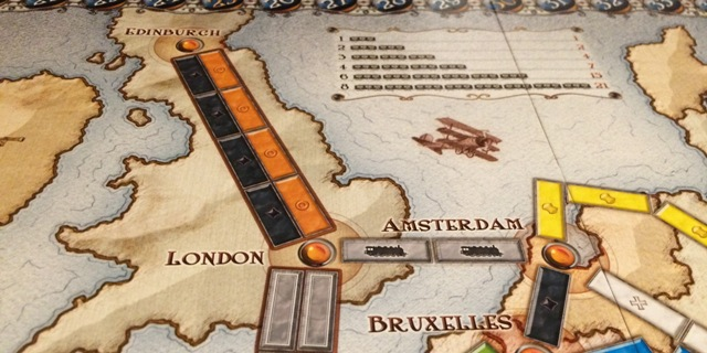 Ticket to Ride Tips: Cruciale Routes eerst!