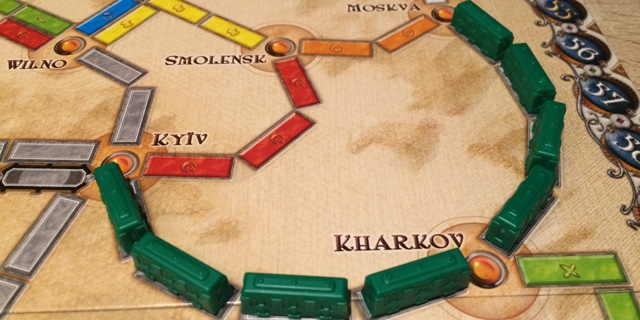 Ticket to Ride Tips: Ga voor lange routes!