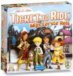 Ticket to Ride Mijn Eerste Reis