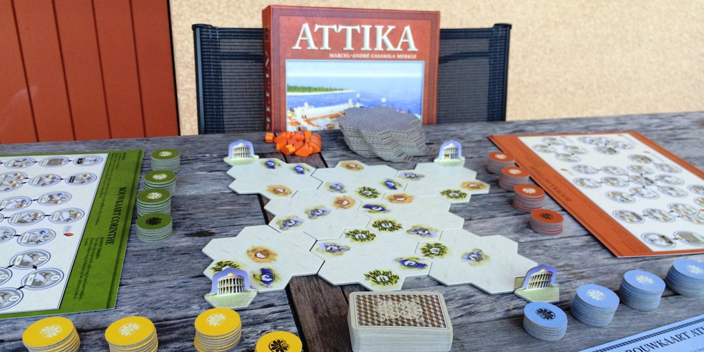 Attika Tips, Tactiek & Strategie