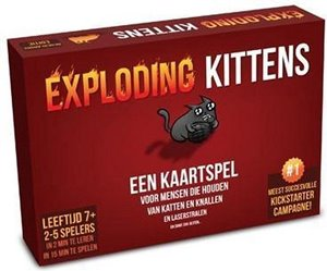 Partygame: Exploding Kittens