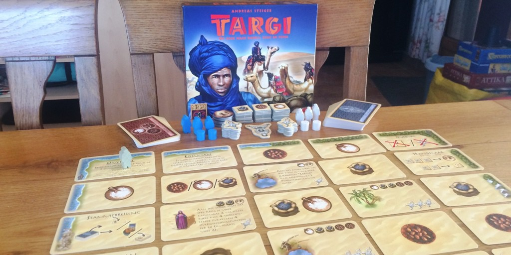 Targi Tips, Tactieken & Strategie