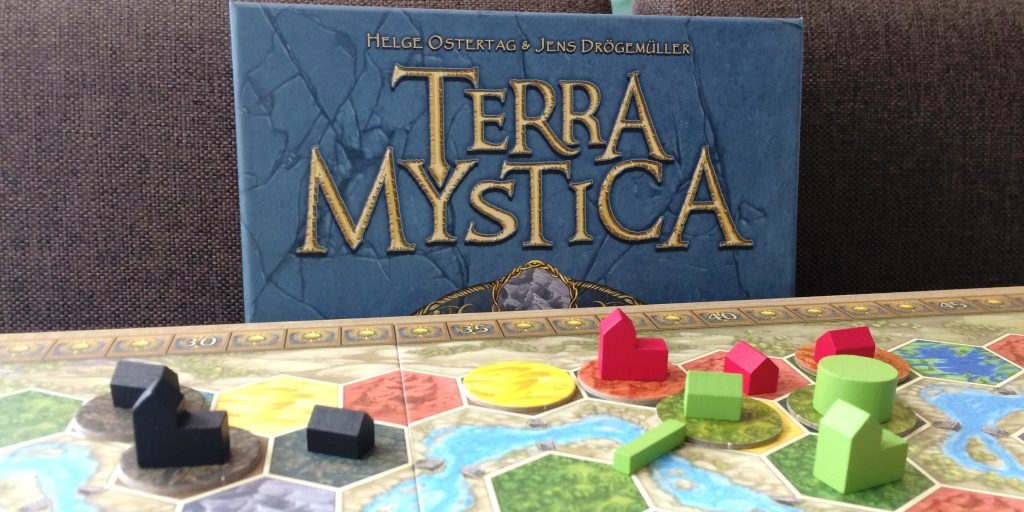 Terra Mystica Strategie, Tactiek en Tips