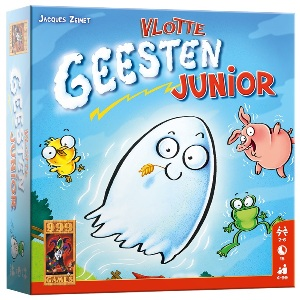 Kinderspel #6: Vlotte Geesten Junior