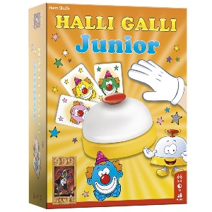 Kinderspel #7: Halli Galli Junior