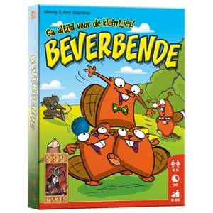 Kinderspel #9: Beverbende