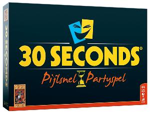 30 Seconds: Hét Spel, Dé Party Game
