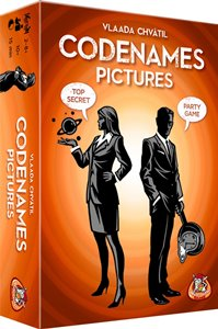 Codenames Pictures: Doos