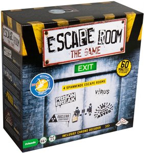 Coöperatief Spel: Escape Room: The Game
