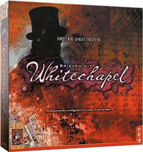 Coöperatief Spel: Letters from Whitechapel