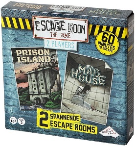 Speelgoed van het Jaar 2019 Nominatie - 18 Plus - Escape Room 2 Player Game