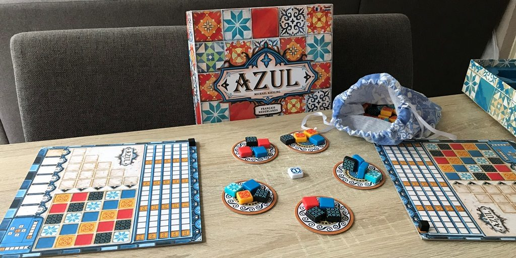 Azul Spel Strategie, Tips en Tactieken