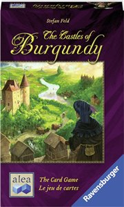 Kaartspel voor 1 Persoon: Castles of Burgundy