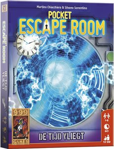 Kaartspel voor 1 Persoon: Pocket Escape Room