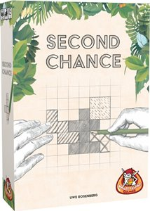 Kaartspel voor 1 Persoon: Second Chance
