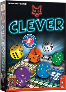 Roll & Write Game: Clever