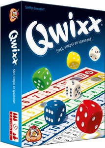 Roll & Write Game: Qwixx