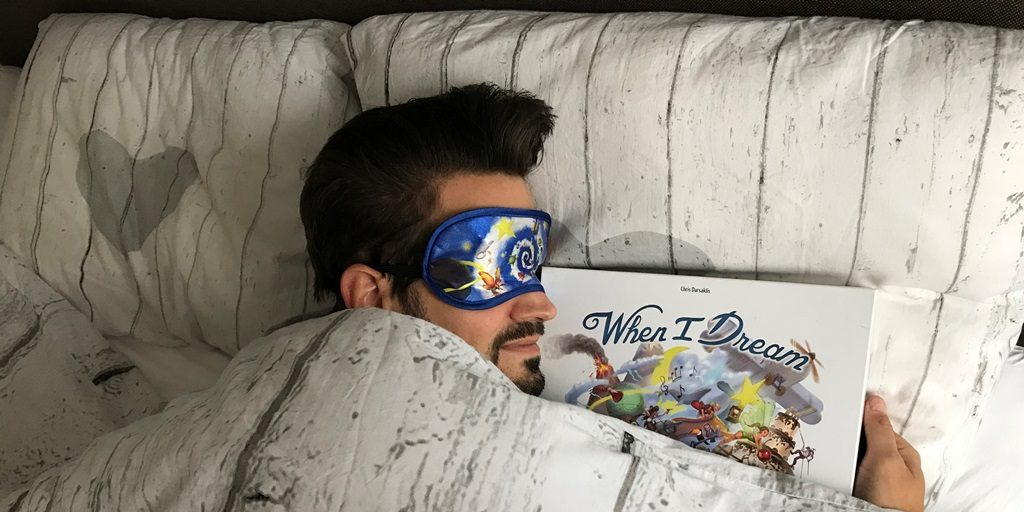 When I Dream: Spel Review, Uitleg & Unboxing