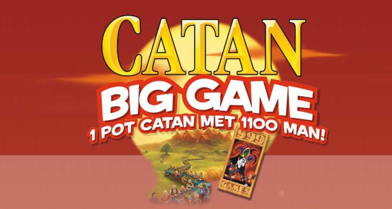 Catan Big Game