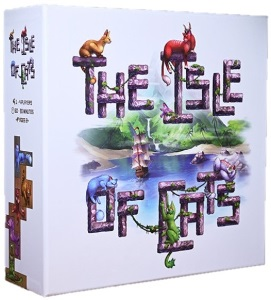 Puzzelspel: Isle of Cats
