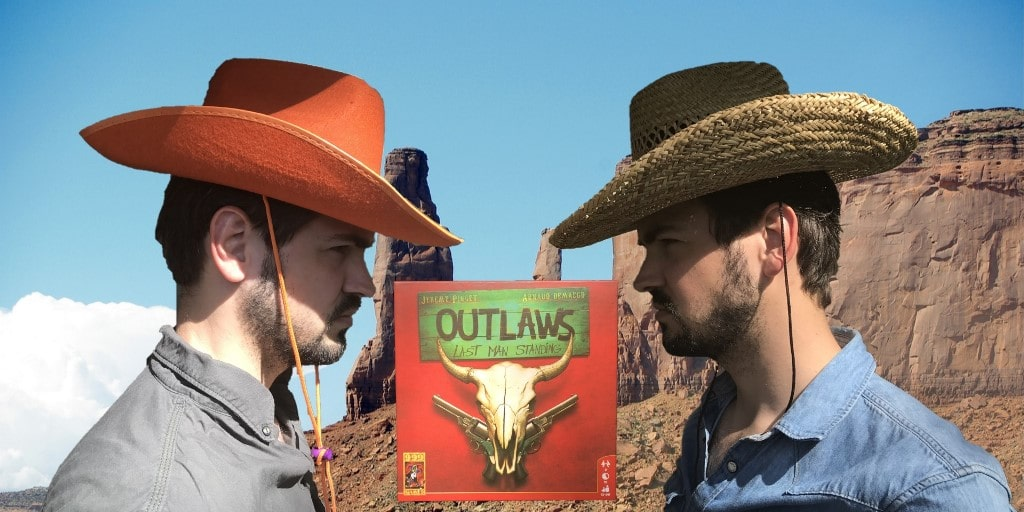 Outlaws: Last Man Standing Review, Speluitleg + Unboxing!