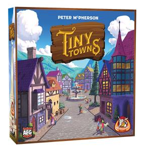 Beste Bordspel 2020: Tiny Towns