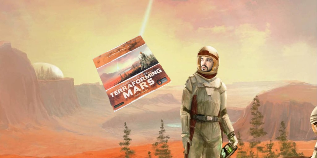 Terraforming Mars Bordspel: Review, Speluitleg + Unboxing!