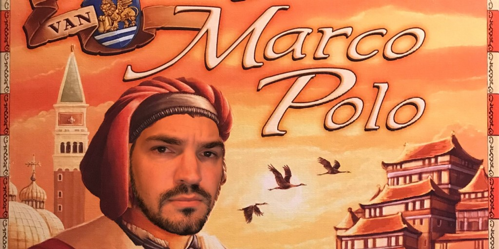 Marco Polo Bordspel: Review, Speluitleg + Unboxing!