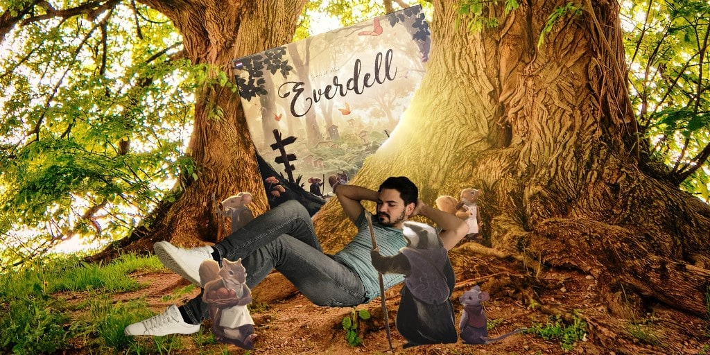 Everdell Bordspel: Review, Speluitleg + Unboxing!