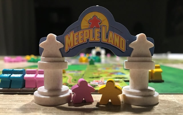 Welkom in Meeple Land