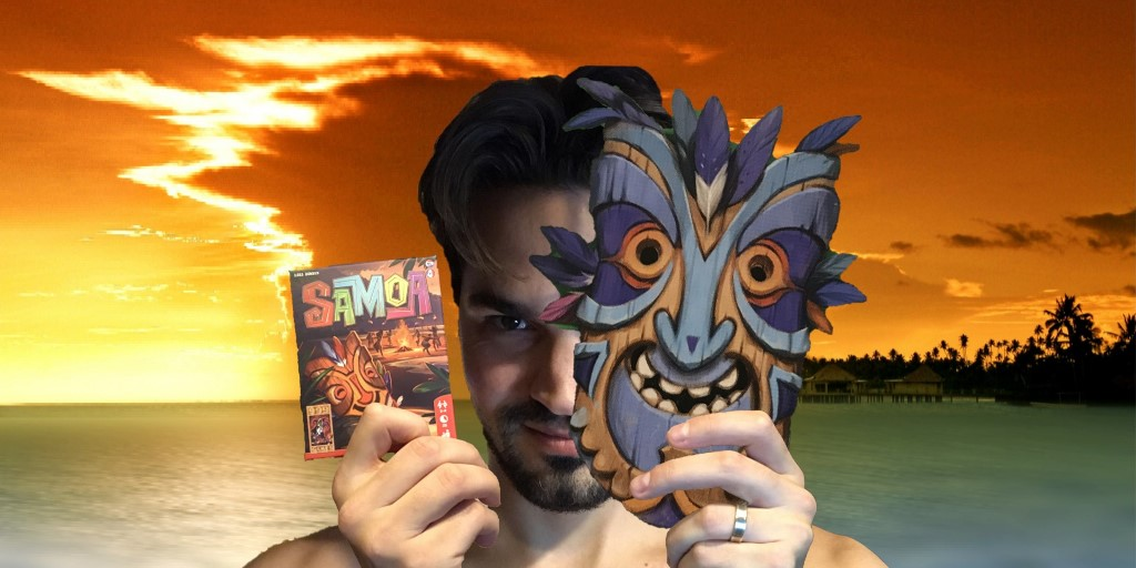 999 Games Samoa Kaartspel: Review, Speluitleg en Unboxing!