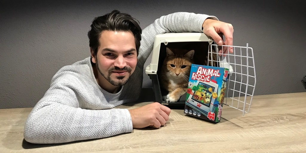 Animal Rescue Spel: Review, Uitleg + Unboxing!