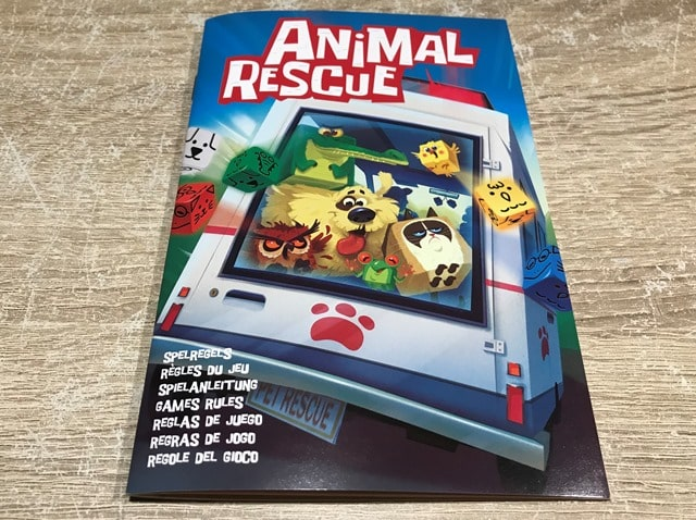 Animal Rescue Spel: Spelregels