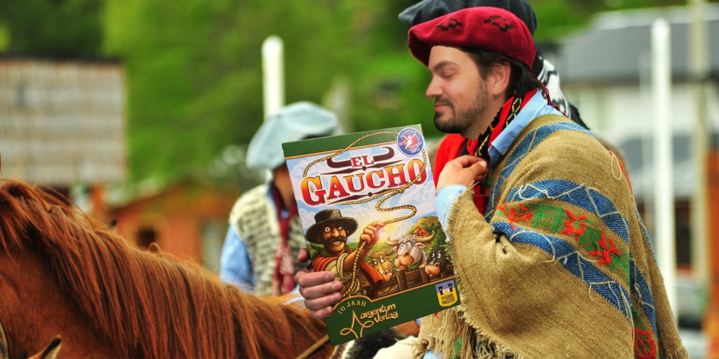 El Gaucho Bordspel: Review, Speluitleg + Unboxing!