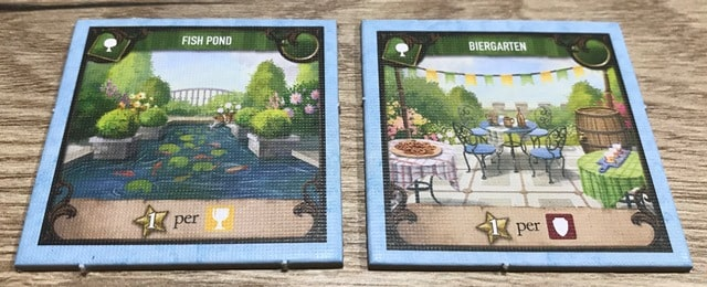 Between Two Castles of Mad King Ludwig: Tuinen