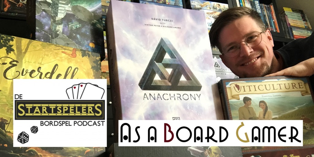Interview met Rowdy van Lieshout (As a Board Gamer)