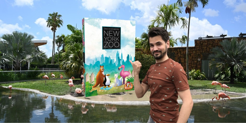 New York Zoo: Bordspel Review